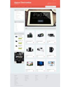 Cleaning Responsive Magento Theme