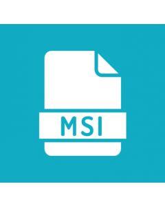Advanced MSI