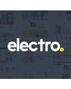 Electro Responsive Magento 2 Theme   RTL supported