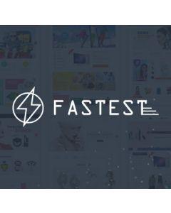 Fastest - Multipurpose Responsive Magento 2 and 1 Fashion Theme