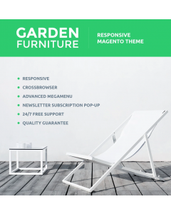 Garden Furniture Magento Theme