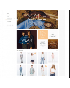 ATA - Fashion Magento Theme