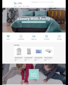 BioTron - Organic Sleep Supplies Shop Responsive Magento Theme