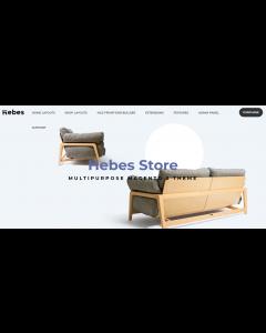 Hebes - Multipurpose Magento 2 Theme