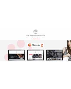 Milano - Fashion Responsive Magento 1 & 2 Theme ( RTL magento 2 supported )