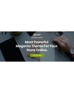 Expert | Premium Responsive Magento 2 and 1 ( support RTL Magento 2 )