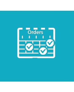 Order Attributes