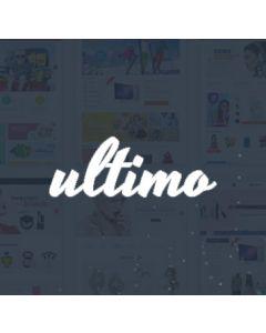 Ultimo - Fluid Responsive Magento Theme