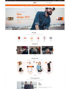 Jenzo - Multipurpose Premium Magento Theme