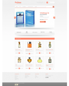 Subtle Fragrance Magento Theme