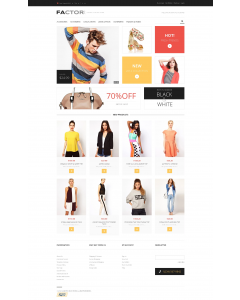 Style Factor Magento Theme