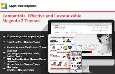Ecommerce Magento 2 Theme to Boost the Sales of your eCommerce Store