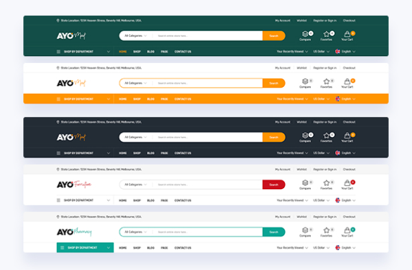 Ayo Best Selling Magento 2 Theme over the eCommerce Market